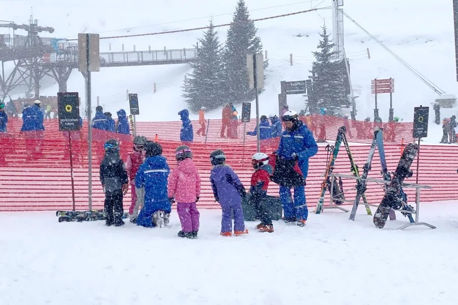 Park City Mountain Utah Ski School Ultimate 4