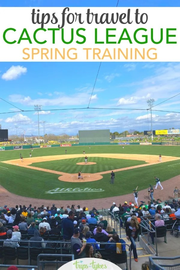 Traveling to Arizona for baseball spring training's Cactus League games? All the tips for seeing your favorite MLB players and making the most of your time in and around greater Phoenix.