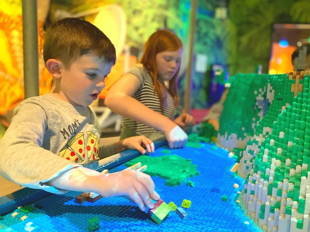 Tempe Arizona Legoland Discovery Center