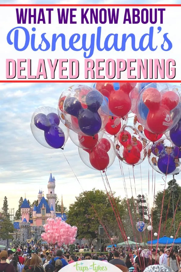 Disneyland's planned July 17, 2020 reopening has been delayed! All the details about the current opening timeline and planning advice for Disneyland travelers with summer vacations.