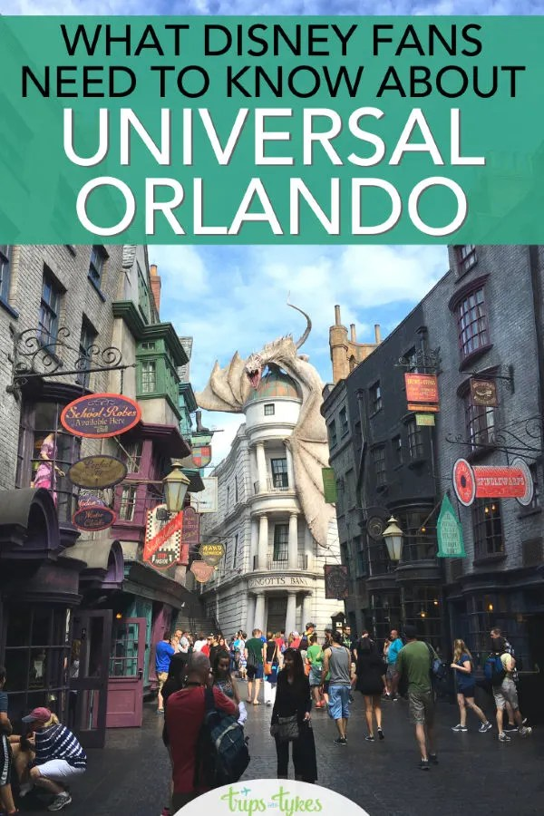 Cheating on Disney with a trip to Universal Orlando? These are the major differences and similarities between the two resorts to help you stand in line less and plan the best vacation!
