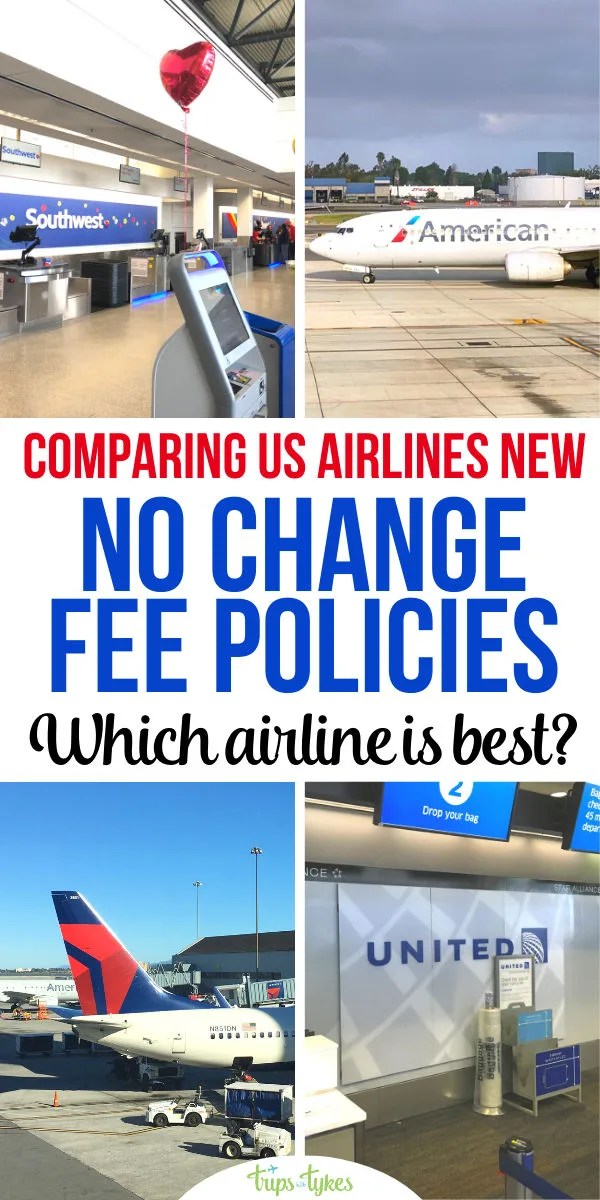 "Need to book a flexible airline flight? As of August 2020, United, American, and Delta join Southwest in offering ""no change fees."" But is one airline policy more generous? Find out the key differences."