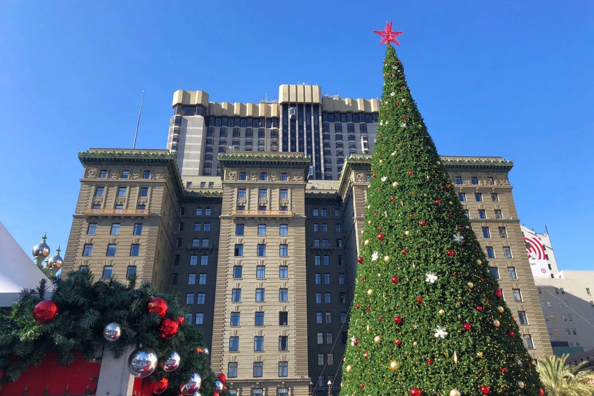 Christmas in San Francisco: 14+ Things to Do with Kids to