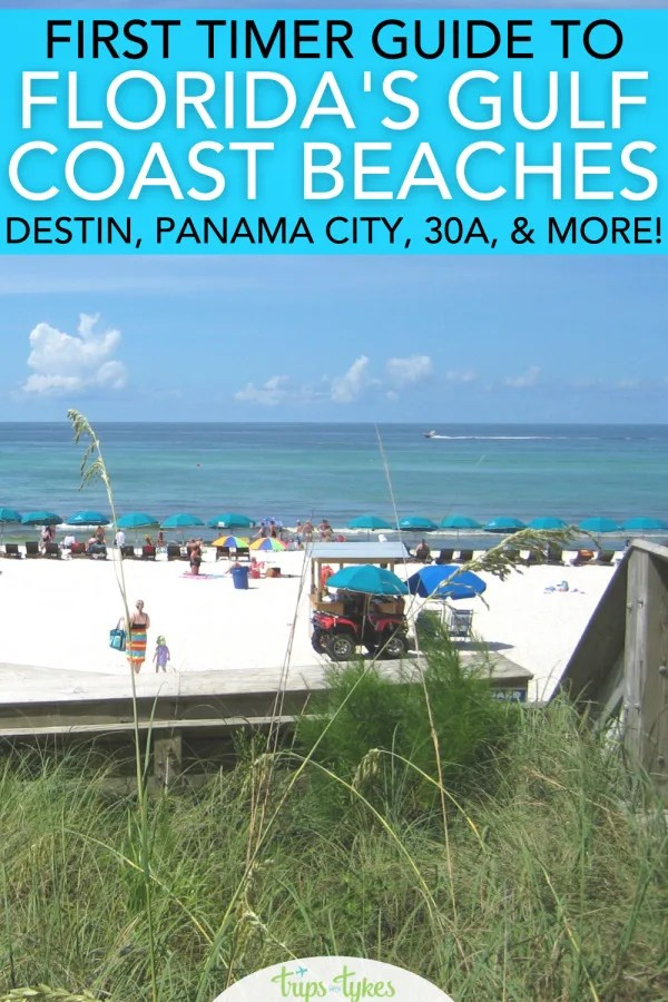Considering a trip to the beaches of the Florida Panhandle? Tips and all your first time traveler questions answered about Florida's Emerald Coast, including Pensacola, Destin, 30A, Panama City Beach, and more. Best airports, where to stay, and things to do!
