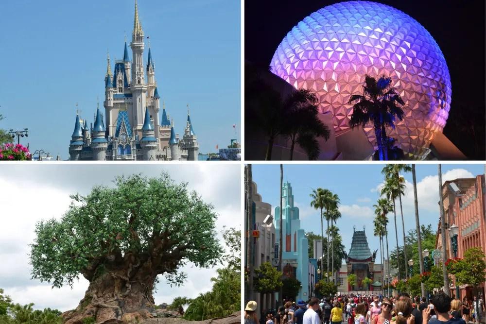 Park Hopper Tickets Walt Disney World