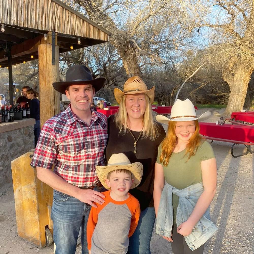 Tucson Arizona Dude Ranch