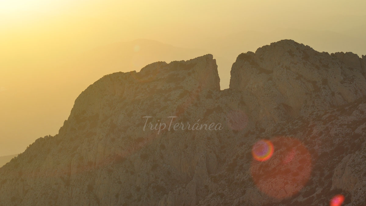 Puig Campana Summit and Loop Trail from Finestrat, Alicante, Costa Blanca