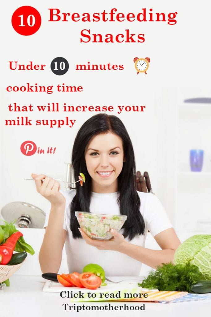 Breastfeeding Diet should be nutritious and versatile. Ever wondered what to eat while breastfeeding? Here are 10 healthy recipes that are easy to cook and great for boosting milk supply