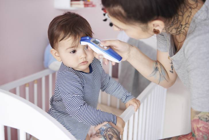 What Thermometer to Use to Take Your Baby's Temperature? #child #baby #toddler #fever
