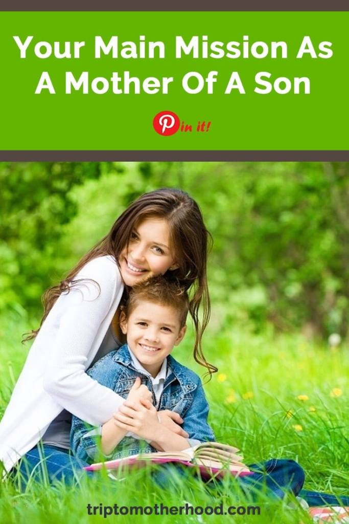 How do you raise up a son so that he is kind and loving, stands firmly on his feet and is a true gentleman? Here is your main mission as a mother of a son to bring up a real man. #kidsandparenting #parentingboys #parenting #parentingtips