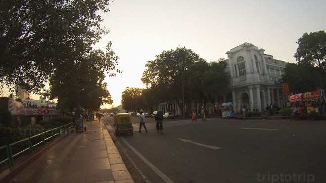 Connaught Place by Febry Fawzi