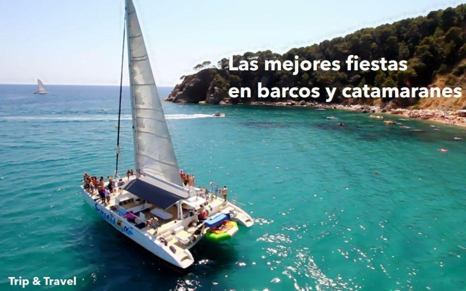 Fiestas y excursiones en barco y catamarán, música, DJ, fiestas en barco, fiestas en catamarán, fiestas en yates de lujo, excursiones en yates de lujo, fiestas en el mar, barcos para grupos, catamarán para grupos mar, bebidas, buenos precios, España, Canarias, Barcelona, excursiones en barco, excursiones en catamarán,
