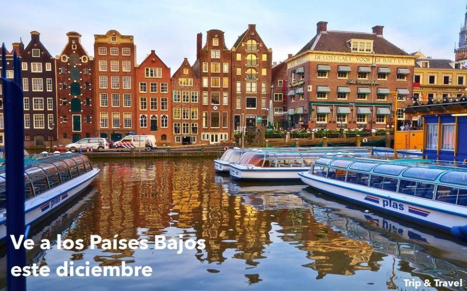 Puente de diciembre en Amsterdam, Países Bajos, Netherlands, Nederlands, Europa, Europe, vacaciones, vuelos, viajes, hoteles, alojamiento, alquiler de coches, grupos organizados