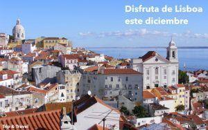 Puente de diciembre en Lisboa, lugares de interés, Portugal, viajes, vacaciones, Europa, hoteles, precios, coches de alquiler, aviones, alojamiento, restaurantes
