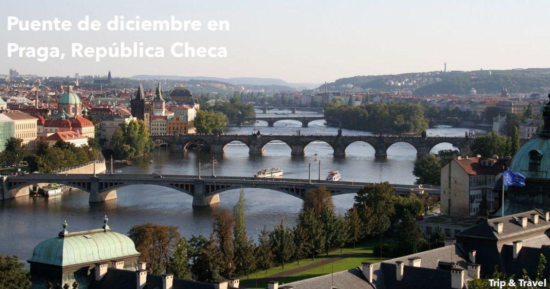 Puente de diciembre en Praga, República Checa, Prague, Czech Republic, vacaciones, holidays, hoteles, hotels, paquetes de viaje, vuelos, viajes, trips, flights, alojamiento, Europa, Europe