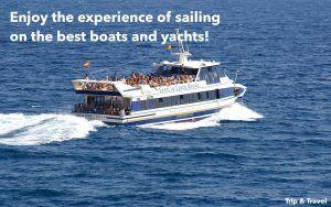 Tenerife Boat Charter: hire trips, excursions, Puerto Colón, tours, events, hotels, cheap, tickets, reservations, restaurants, Playa de las Américas, Puerto de la Cruz