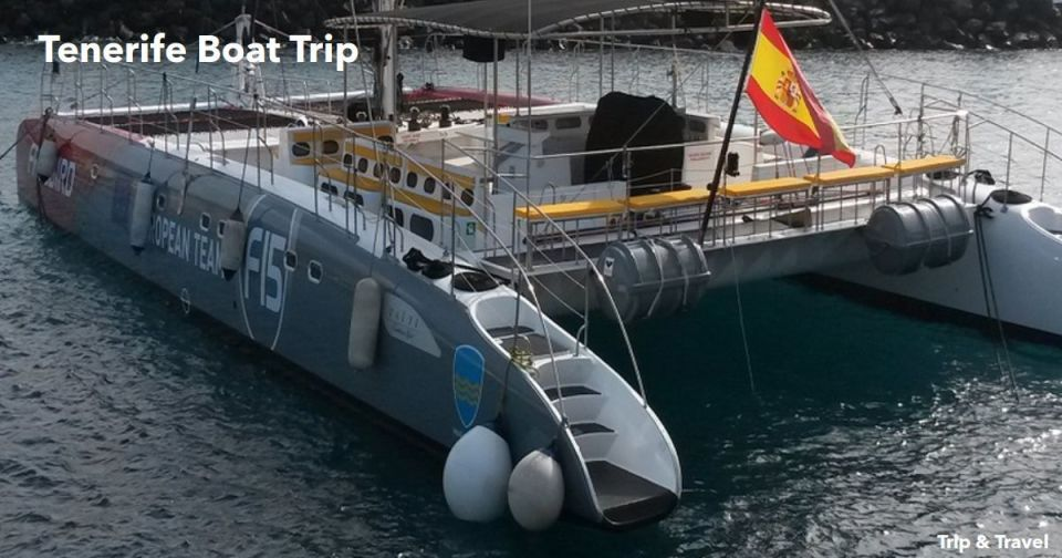 Tenerife Boat Trip, tickets, events, tours, reservations, hotels, restaurants, Playa de las Américas, Puerto Colón, Puerto de la Cruz, excursions, private party, Spain