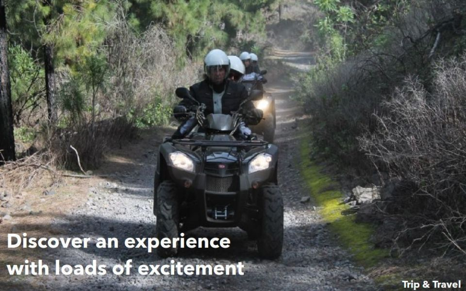 Tenerife Excursions Quad, reservations, tickets, hotels, holidays, Canary Islands, Spain, Masca, Los Gigantes, trekking, paragliding, fishing, restaurants, whales watching