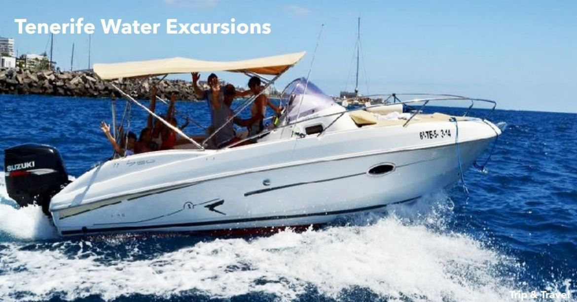 Tenerife Water Excursions, Canary Islands, Spain, sea, snorkeling, scuba diving, reservations, tickets, hotels, restaurants, whales watching, parascending, fishing