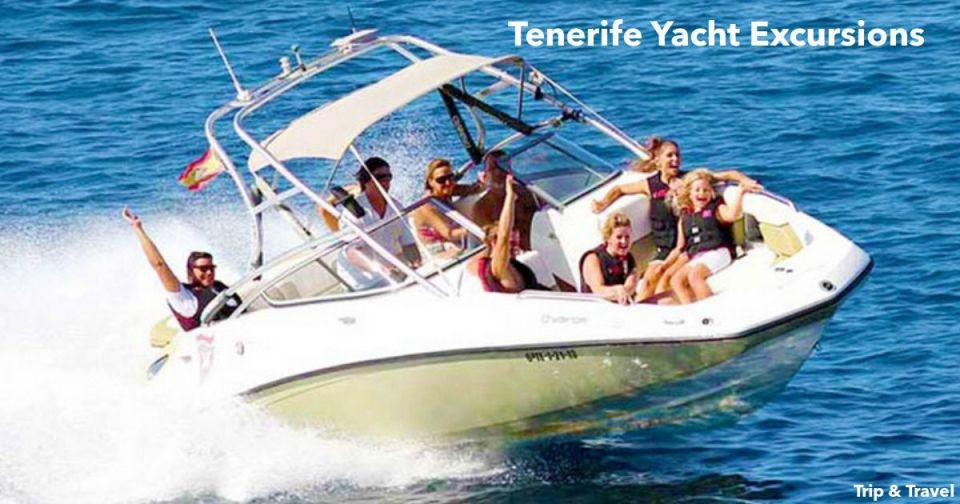 Tenerife Yacht Excursions, tickets, zealot boats, jetski, Canary Islands, Spain, holidays, reservations, hotels, restaurants, fishing, snorkeling, scuba diving, whales watching