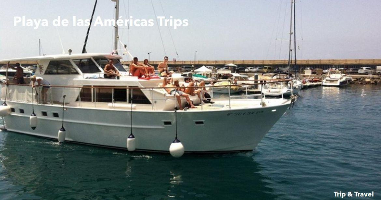 Playa de las Américas Trips, tours, tickets, cheap, events, excursions, hotels, reservations, restaurants, Tenerife, boats, yachts, catamarans, jetski, whales watching