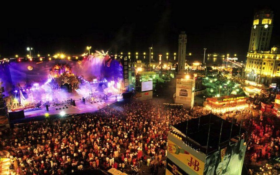 Alojamiento para los Carnavales de Tenerife 2017, hoteles, reservas, viajes, vuelos, vacaciones, pensiones, Canarias, Santa Cruz de Tenerife