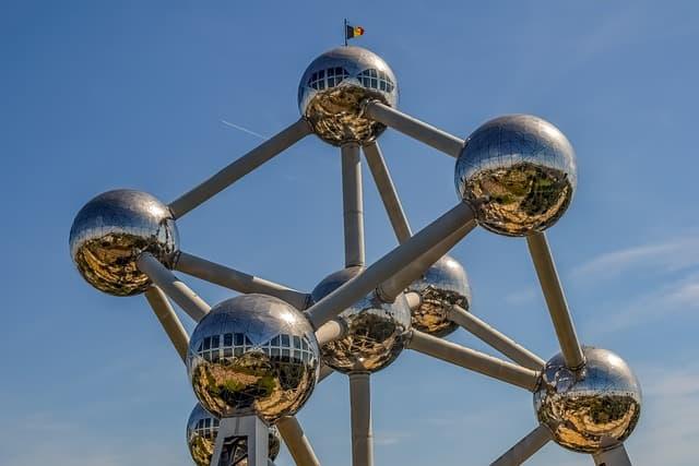visitar atomium bruselas