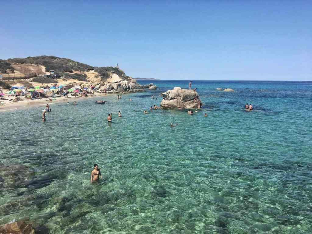 Costa Rei Sardinia Italy blog my adventures across the world