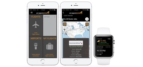 App Flight aware flighttracker