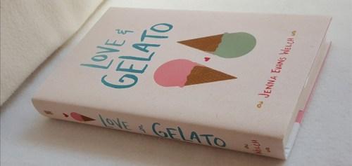 Coverfoto: Liefde & Gelato - Jenna Evans Welch