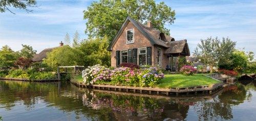 Giethoorn villa