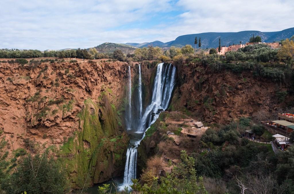 Ozoud Waterfalls