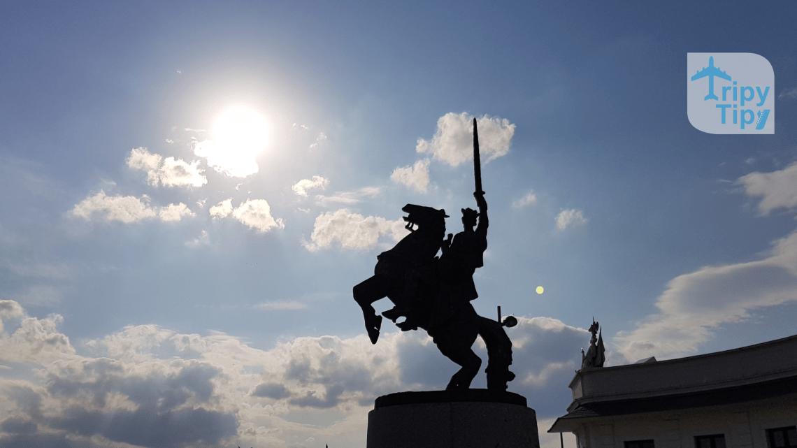 Bratislava samá sláva!  (časť 1. – príchod)