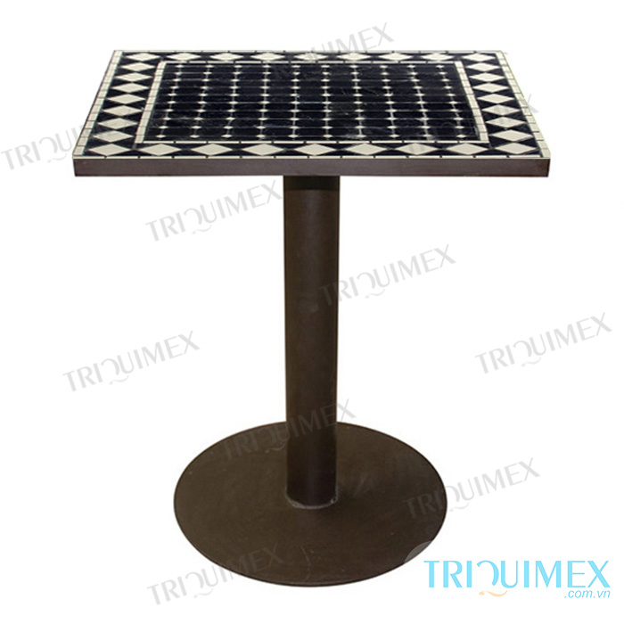 Square-Mosaic-Table-with-Wrought-Iron-Base-3