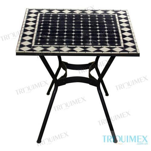Square-Mosaic-Table-with-Wrought-Iron-Base-500×500