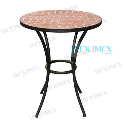 Round-mosaic-table-with-artistic-iron-frame-base (4)