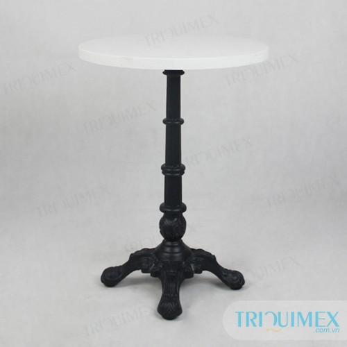 Cast-iron-pedestal-table-with-stone-round-top (5)