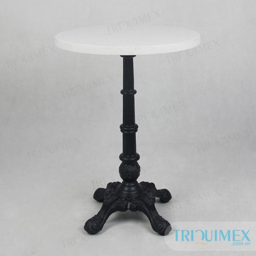 Cast-iron-pedestal-table-with-stone-round-top (6)