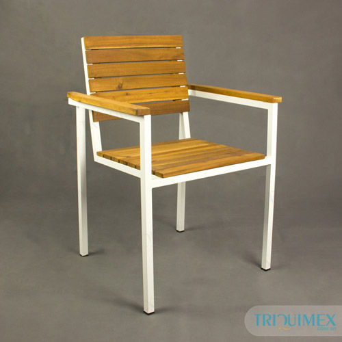 Iron-chair-paneled-wooden-bars-with-armrests