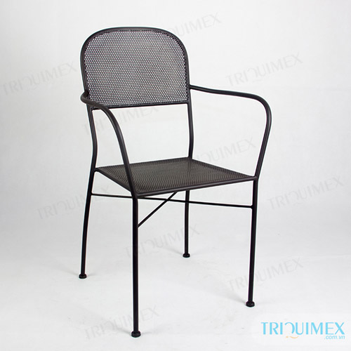 Wrought-iron-lattice-sheet-chair