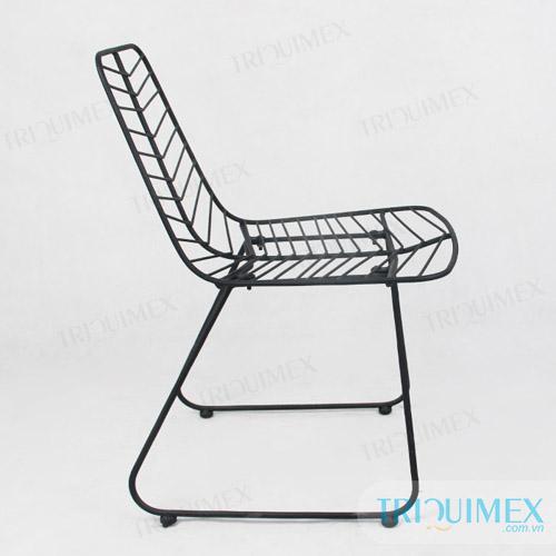wrought-iron-fishbone-chair (4)