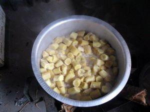 kuhane banane baš inisu ukusno jelo