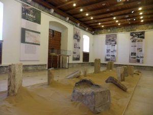 Izložbeni postav u Muzeju grada Šibenika