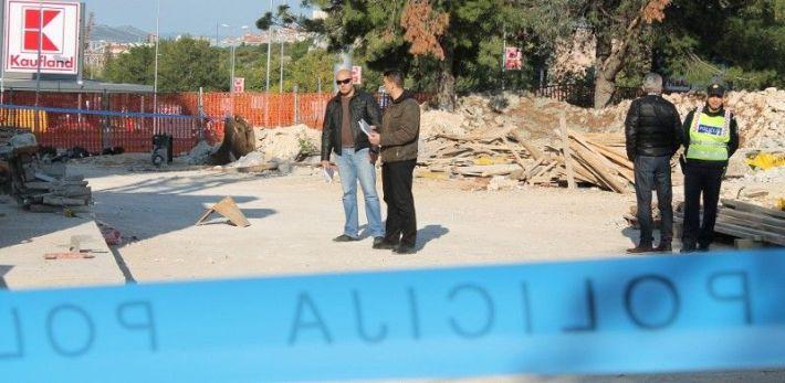 Policija istražuje smrt mladića na gradilištu na šibenskom Biocima