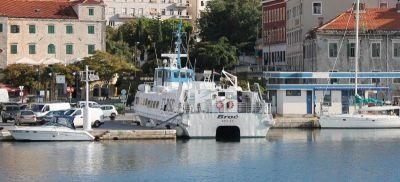 Kaprijani prijavili kapetana 'Broča' Lučkoj kapetaniji: Brza brodska linija za Žirjane je sada – prespora!