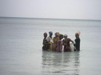 žene ribarice