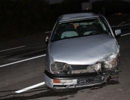 Oštećeni VW Golf