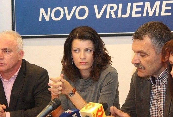 Gradonačelnica Knina i članica Predsjedništva HDZ-a Josipa Rimac (5)