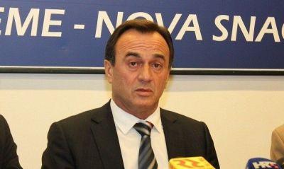 Predsjednik ŽO HDZ-a Ante Kulušić (Foto H. Pavić)