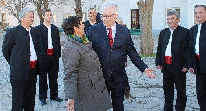 Ivo Josipović iz Drniša poručio: Uskoro će se otvoriti pitanje cjelovite ustavne revizije!